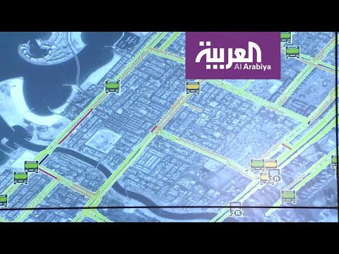 شاهد الإمارات تشهد أغزر أمطار منذ ربع قرن