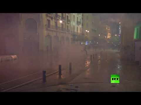 شاهد تصعيد الاحتجاجات في لبنان بعد تشكيل الحكومة