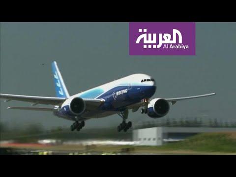 شاهد أول رحلة تجريبية لـبوينغ 777 إكس