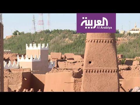 فيديو قرية أشيقر التاريخية شاهد ذاكرة نجد القديمة