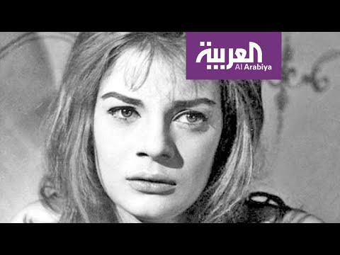 شاهد لقطات نادرة لـنادية لطفي أيقونة الجمال في السينما المصرية