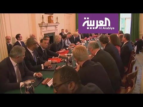 شاهد استقالة مفاجئة لوزير المال البريطاني ساجد جاويد