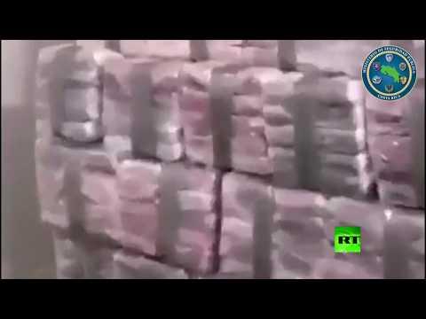 شاهد الشرطة في كوستاريكا تُصادر 5 أطنان من الكوكايين موجهّة إلى هولندا