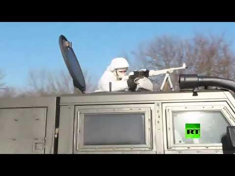 شاهد تدريبات القناصة في الجيش الروسي تحضيرًا لمسابقة الألعاب العسكرية الدولية 2020