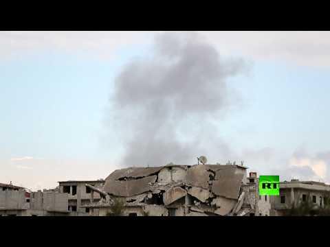 شاهد تقدم الجيش السوري في ريف إدلب والقضاء على مجموعات تركية