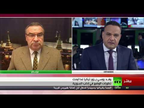 شاهد الجيش السوري يسيطر على كفر نبل في ريف إدلب
