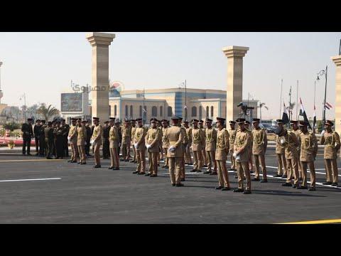 شاهد جنازة الرئيس الأسبق محمد حسني مبارك من مسجد المشير طنطاوي