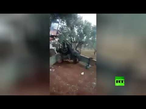 شاهد فيديو يثبت تجنيد الجماعات المسلحة للأطفال في سورية