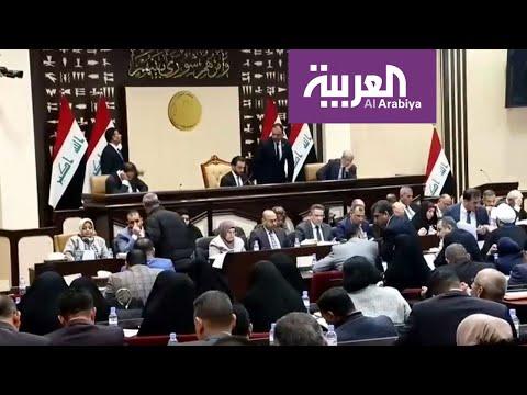 شاهد الكعبي يدعو نواب البرلمان العراقي لحضور جلسة التصويت على علاوي