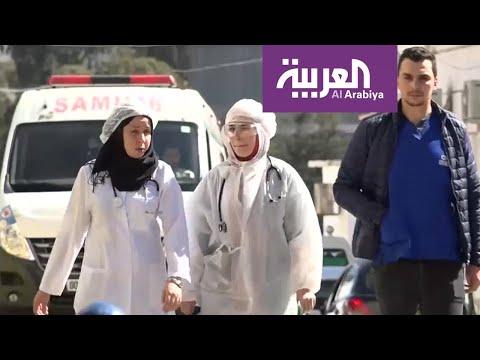 شاهد عشرات العائلات في الجزائر فقدت مصدر رزقها بسبب الحجر الصحي
