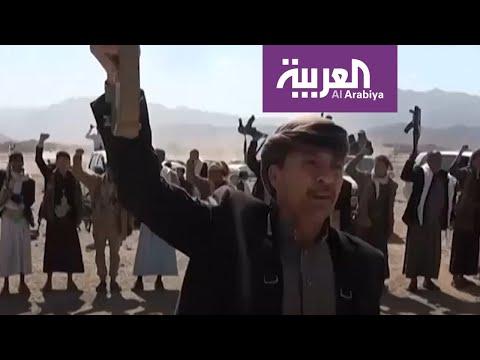 شاهد ناشط حوثي يستخف بالشباب ويدعوهم للهروب من كورونا إلى جبهات القتال