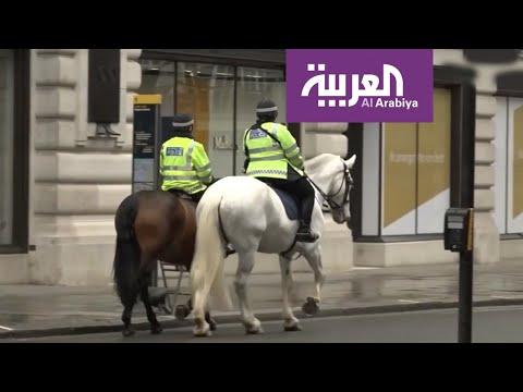 شاهد العصابات تنشط في شوارع لندن في ظل غياب شبه تام لعناصر الأمن والشرطة