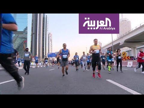 شاهد دبي تطلق فعالية الماراثون المنزلي ضمن خلك نشيط خلك سليم