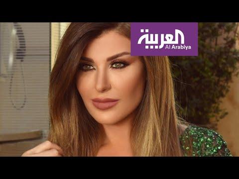 شاهد فنانة لبنانية عالقة في القصيم بسبب كورونا