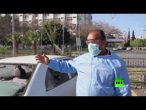 شاهد الأمم المتحدة تُدين قصف مستشفى الخضراء العام في طرابلس