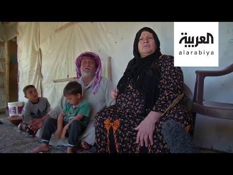 شاهد الجوع يهدد حياة آلاف اللاجئين السوريين في المخيمات بسبب كورونا