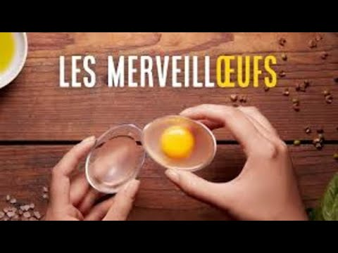شاهد مهندستان فرنسيتان تطوران بيضًا اصطناعيًا مغذيا يشبه بيض الدجاج