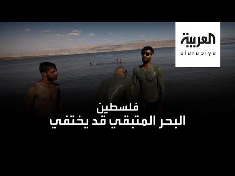شاهد الفلسطينيون قد يحرمون من متنفسهم البحري الوحيد بسبب الضمّ