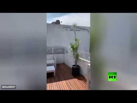 شاهد ارتفاع عدد ضحايا الزلزال القوي الذي ضرب المكسيك إلى 10 أشخاص
