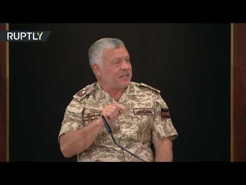 شاهد ملك الأردن يؤكد أن موقف بلاده لم ولن يتغير من القضية الفلسطينية
