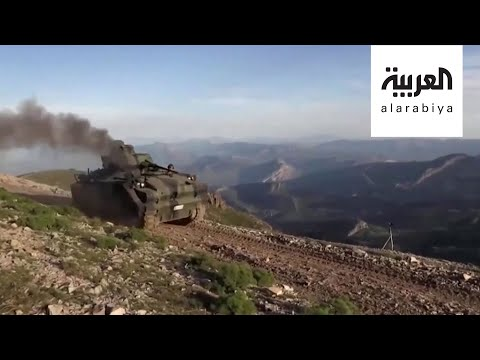 شاهد مصرع 6 مدنيين في قصف تركي على قرى وبلدات كردستان