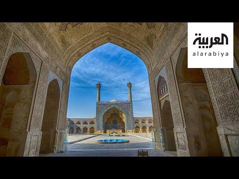 شاهد تركيا وإيران  تتنازعان ملكية الخط العربي