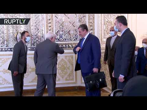 شاهد ظريف يدعو إلى تطوير وثيقة التعاون بين إيران وروسيا