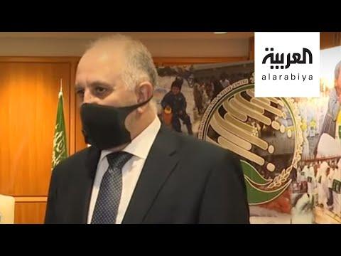 شاهد وزير الداخلية اللبناني يؤكد أن السعودية هي الدولة الأساس بالمنطقة