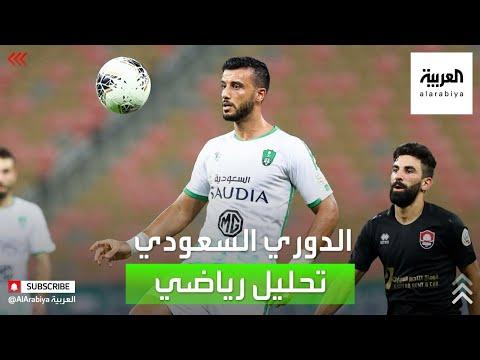 شاهد  تركي وحمزة يناقشان مباريات الجولة 24