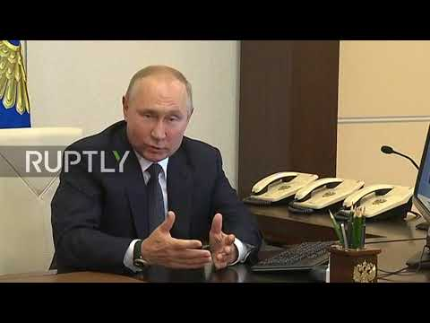 تصويت الرئيس الروسي فلاديمير بوتين في الانتخابات البرلمانية يثير الجدل
