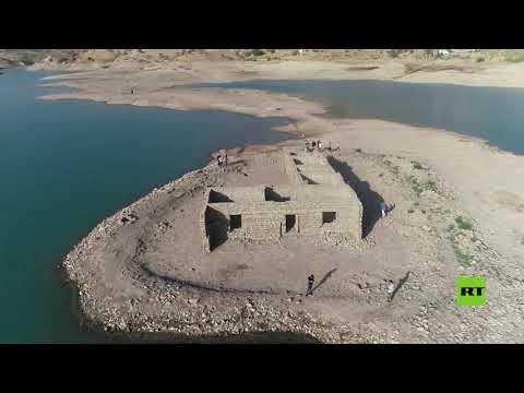 ظهور قرية غارقة منذ 35 عاماً في إقليم كردستان العراق