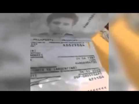 المغرب اليوم  - البراءة لموظف إماراتي صور جواز سفر ميسي