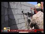 المغرب اليوم  - بالفيديو القوات الليبية تسيطر على جرافة في عرض البحر