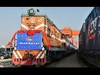 المغرب اليوم  - بالفيديو وصول أول قطار بضائع من الصين إلى لندن
