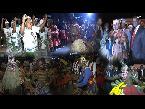 المغرب اليوم  - شاهد محمد السادس يستمتع بالرقصات والإيقاعات الزامبية