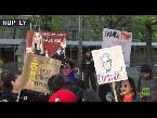المغرب اليوم  - شاهد  مظاهرة في برلين تندد باستقبال إيفانكا ترامب