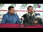 شاهد المؤتمر الصحافي لمباراة المغرب التطواني واتحاد طنجة
