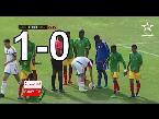 شاهد ملخص مباراة المنتخب المغربي ضد نظيره الموريتاني