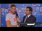 شاهد تعليق لاعبي منتخب تونس بعد الفوز على بنما