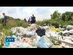 شاهد تداعيات ظاهرة رمي النفايات في الطبيعة