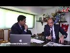 شاهد جواد الزيات يدافع عن فتحي جمال ويشيد بكفاءته